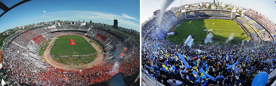 Buenos Aires Football Tickets 2017