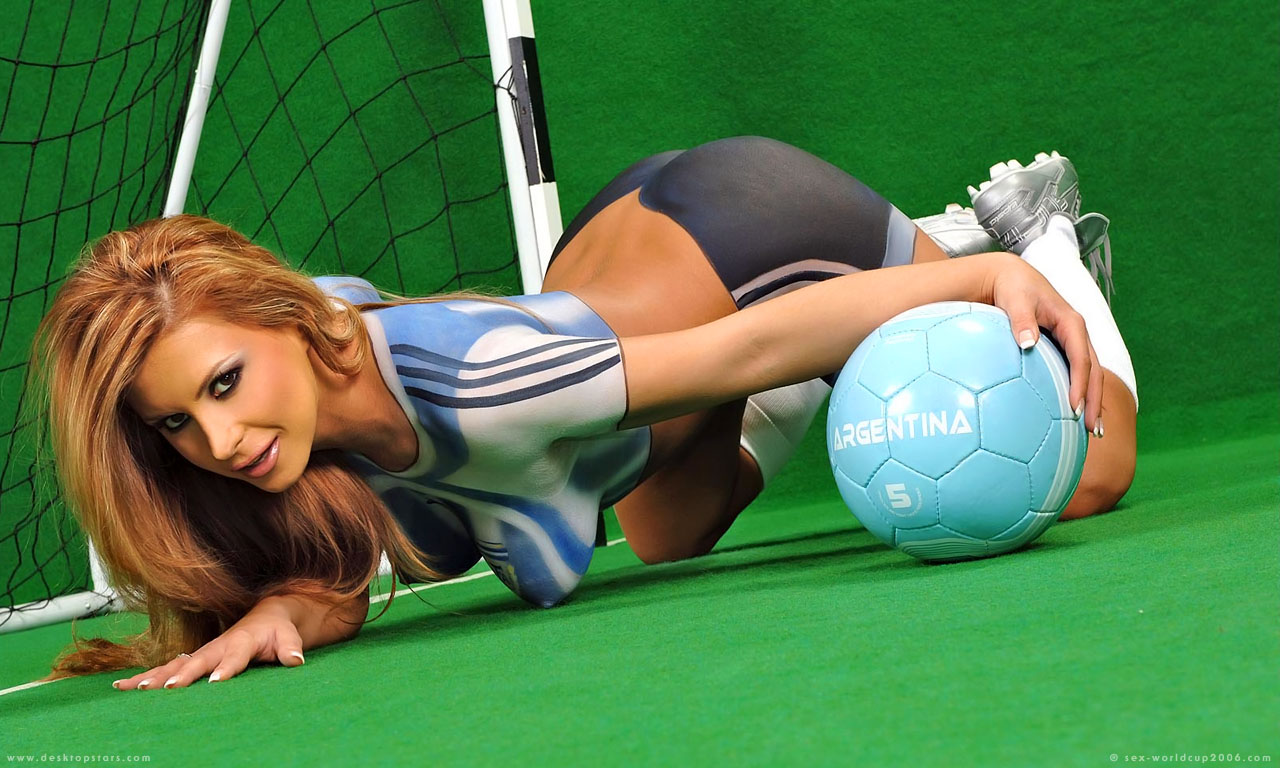 Mundial cup of butt - 1 6