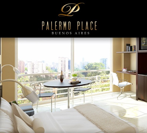 New palermo place luxury boutique hotel in buenos aires for Boutique hotel palermo