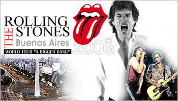 The Rolling Stones in Buenos Aires